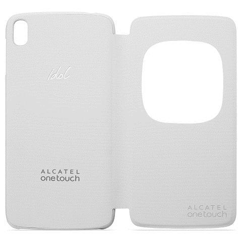 ALCATEL Flip White Idol 3 5.5