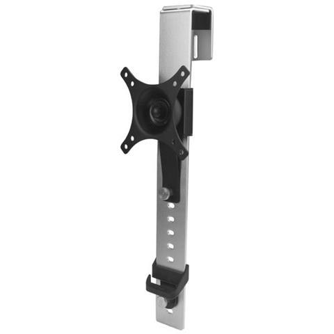 Image of Supporto per Monitor Singolo - Gancio Cubicolo - Supporta Monitor con regolazione altezza fino a 30'''' (9kg) ''