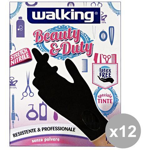 Walking Set 12 X 40 Beauty&duty M-l Nitrile - Giardinaggio