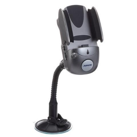 BlueTrade BT-PDA-DM345 Auto Active holder Nero supporto per personal communication