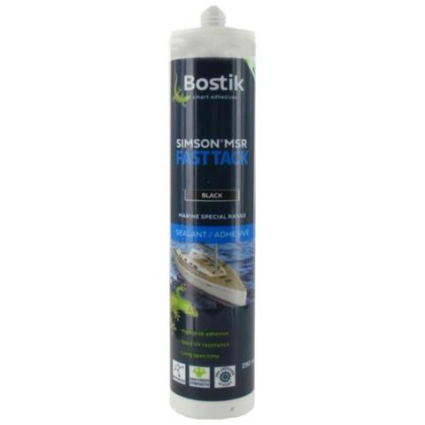 Sigillante Bostik Simson Msr Ft Marina 290ml Nero X5