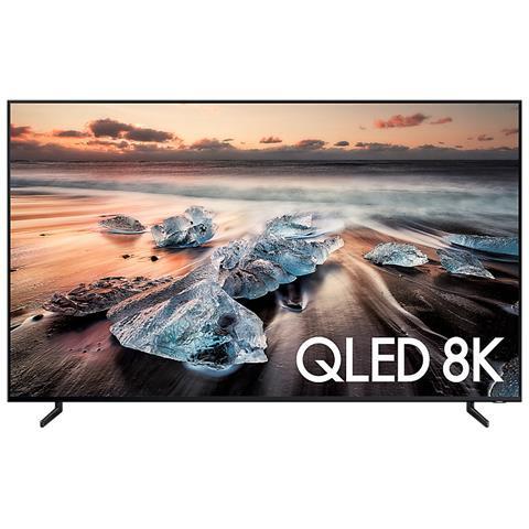 """SAMSUNG TV QLED Ultra HD 8K 85"""" QE85Q900RATXZT Smart TV UltraSlim"""