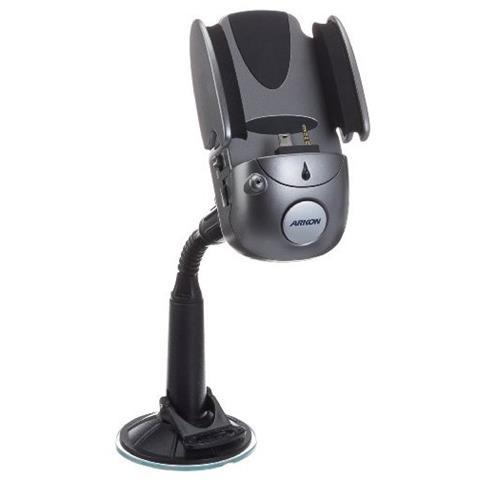 BlueTrade BT-PDA-DM395 Auto Active holder Nero supporto per personal communication