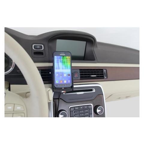 BRODIT 512736 Auto Active holder Nero supporto per personal communication