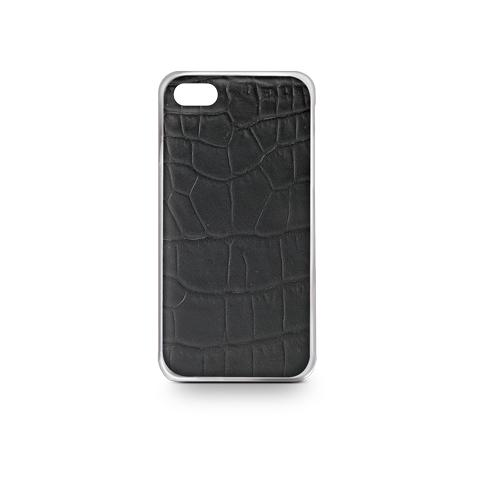 CELLY Black Crocodile Cover For Ip 6 Plus