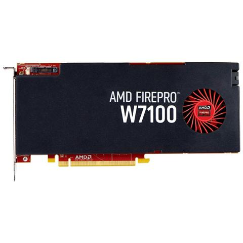 Image of AMD FirePro W7100 8 GB GDDR5 Pci-E 4 x DisplayPort