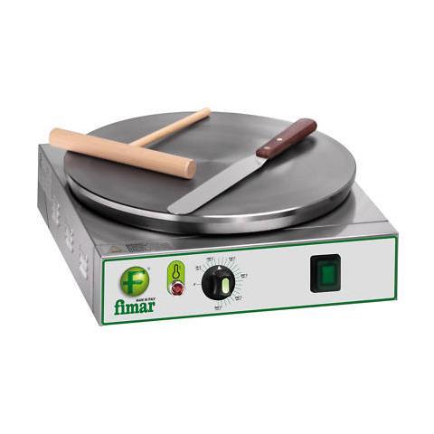 Crepiera Crepes Tonda 35 Elettrica Rs0668