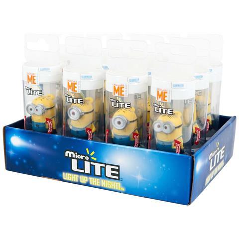 Joy Toy Cattivissimo Me 3 - Micro Lites - In Confezione Trasparente 3,3x3,3x10 Cm