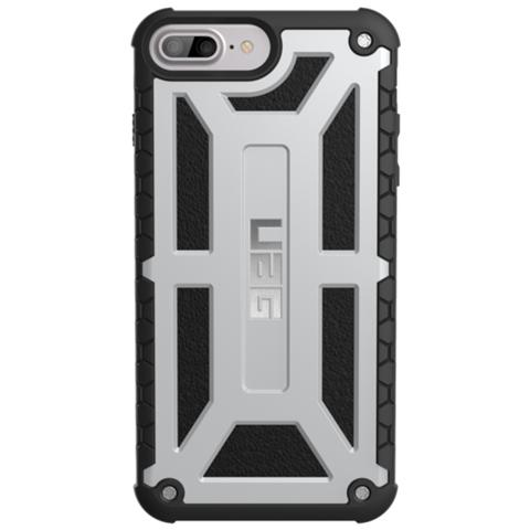 "UAG Urban Armor Gear Monarch 5.5"" Cover Nero, Platino"
