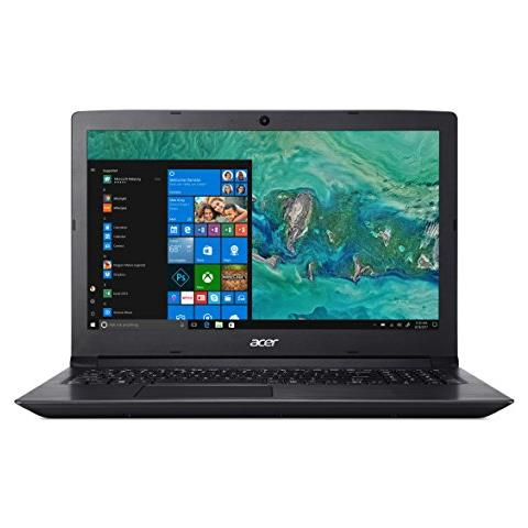 Notebook Aspire 3 A315-41 Monitor 15.6'' HD AMD Ryzen 3 2200U Dual Core Ram 8GB SSD 256GB Radeon Vega 3 1xUSB 3.0 Windows 10 Home