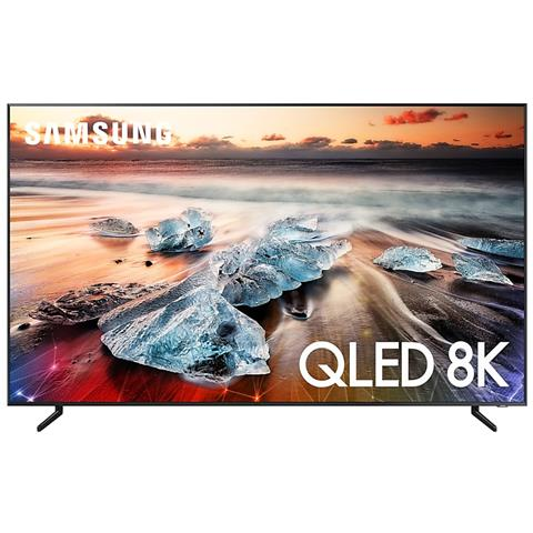 "SAMSUNG TV QLED Ultra HD 8K 75"" QE75Q950RBTXZT Smart TV"