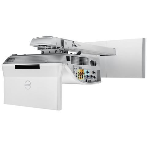DELL - Videoproiettore S520 DLP 3100 ANSI lumen Rapporto di Contrasto 8000:1 WXGA 1280 x 800 Pixel Colore Bianco - ePRICE