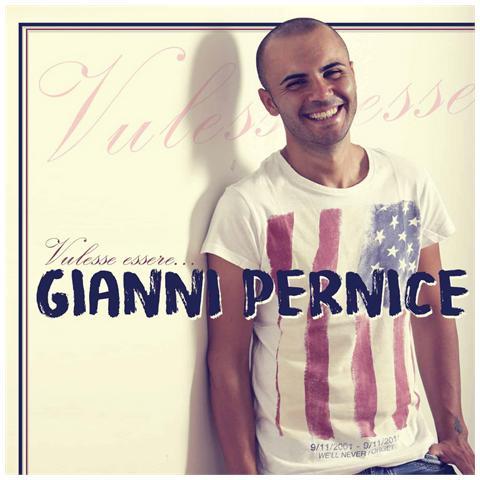 ZEUS RECORD Gianni Pernice - Vulesse Essere