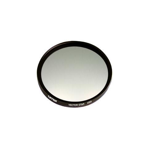 Filtro Vettore Stella per Lente della Fotocamera Digitale Nera 7.2 cm 72VSTR