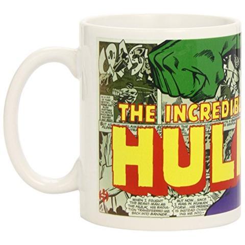 Tazza Marvel Comics Retro Mug Hulk