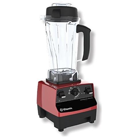 Frullatore Mixer Professional 500 Capacità 2 Litri Potenza 1380 Watt Colore Metallic Red