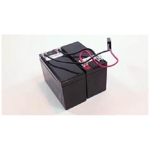 Batteria di Ricambio Easy Battery+ 5P per Sistemi UPS 1550 Tower