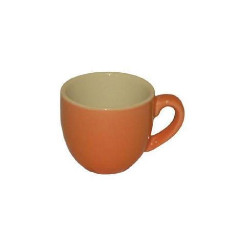 Tazza Caffè Capacità 80 ml - Linea Colorado Breakfast Colore Arancione