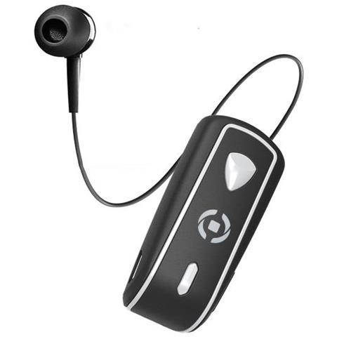 CELLY Auricolari BHSNAILBK Bluetooth Colore Nero