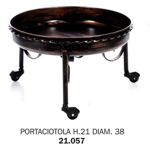 Portaciotola H. 21 Diametro 38