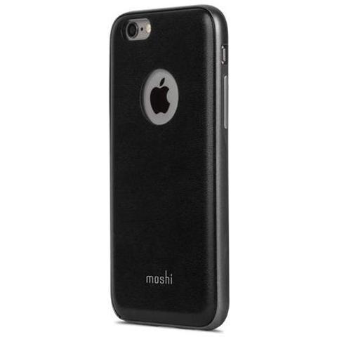 MOSHI IGLAZE NAPA BLACK iPhone 6 6s