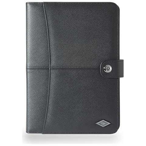 58 6901 10.5'' Cover a guscio Nero custodia per tablet
