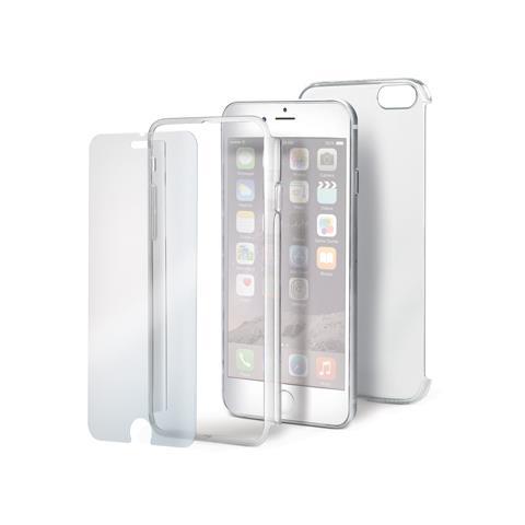 CELLY Custodia TotalBody360 per iPhone 6 - Trasparente