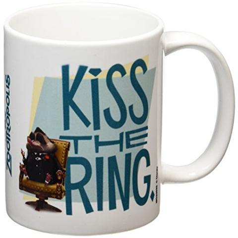 Tazza Zootopia / Zootropolis Mug Kiss The Ring