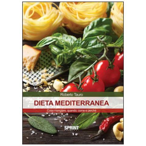 Roberto Tauro - Dieta Mediterranea