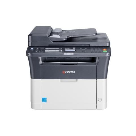 Image of FS-1320MFP - Stampante Multifunzione Stampa Copia Scansione Fax Laser Document Solutions B / N A4 20 ppm Usb