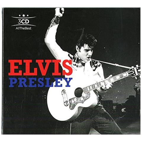 VICTOR Elvis Presley - All The Best (3 Cd)