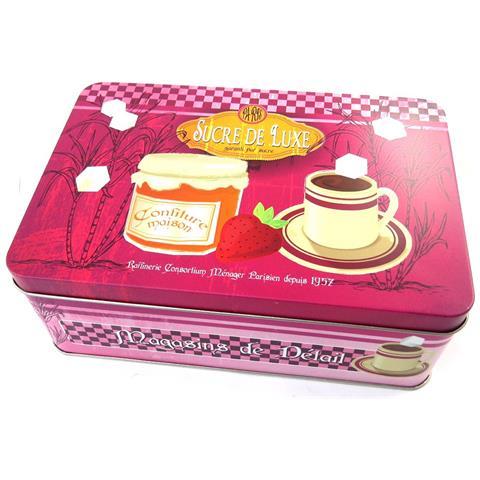 zucchero case 'sucre de luxe' rosa - [ n2683]