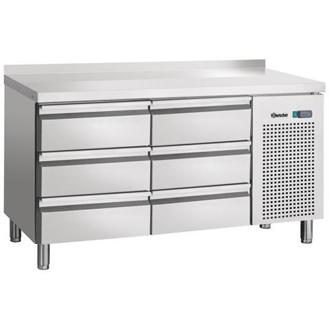 110804MA Bancone refrigerato ventilato 1342 x 700 x 850 mm