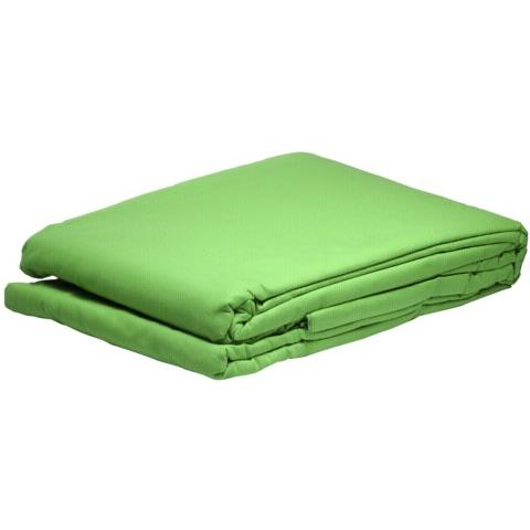 Y-9 panno sfondo 6x6m Chromakey-verde
