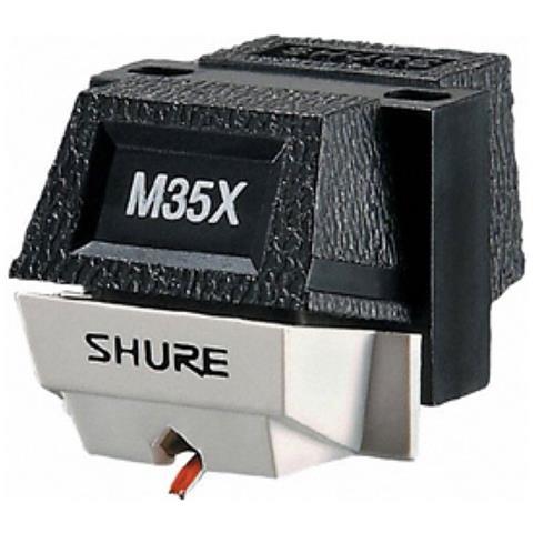 Shure Testina M35x Skip Resistance Con Kit Accessori E Copristilo