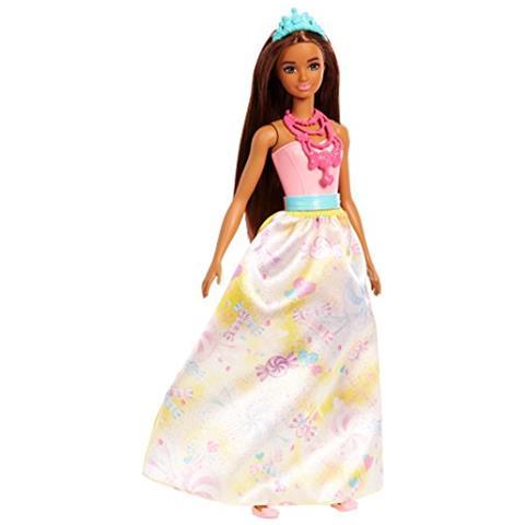 MATTEL FJC96 Barbie Dreamtopia - Principessa del Regno delle Caramelle