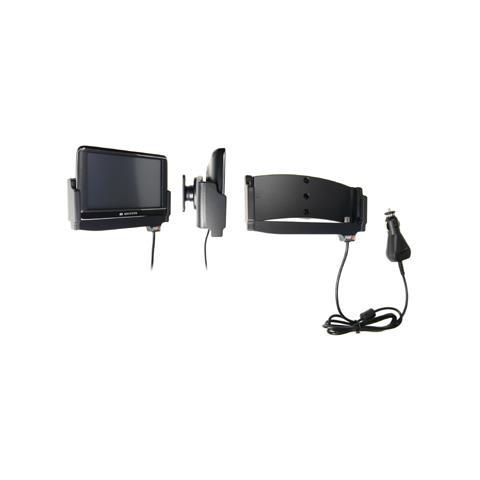 Brodit 540195 Attivo Nero supporto e portanavigatore