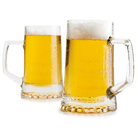 GHIDINI Caraffa per Birra 2 Pezzi