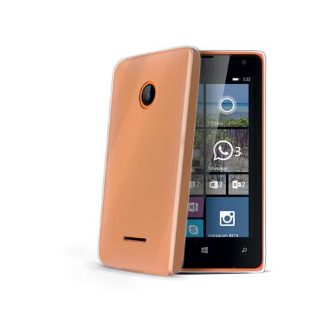CELLY Tpu Cover For Lumia 532 Bk