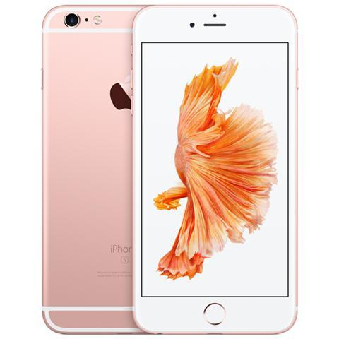 iPhone 6S Plus 16Gb Rose Gold Display Retina HD con 3D Touch da 5,5''