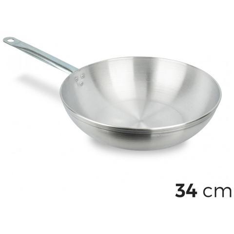 Napoleon 004646 Padellone In Alluminio Prof 34 Cm Uso Domestico E Professionale