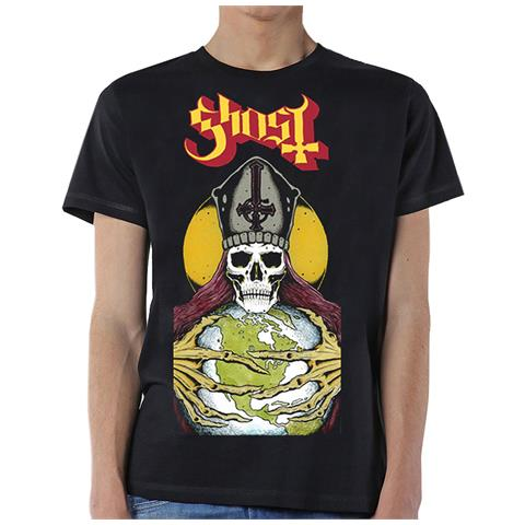 ROCK OFF Ghost - Blood Ceremony (T-Shirt Unisex Tg. XL)