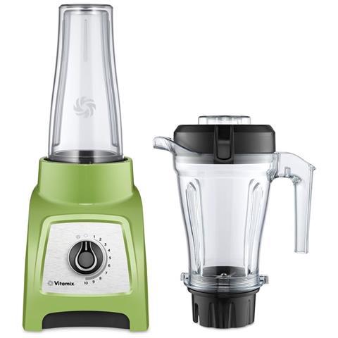 Frullatore Personal Blender S30 Potenza 950 Watt Capacità 1,2 - 0,6 Litri VTX S30 GR Colore Verde