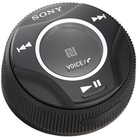 SONY Sistema Vivavoce da Auto per Smartphone Bluetooth Colore Nero