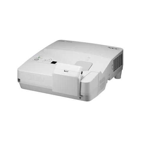 NEC UM301Wi (Multi-Touch) - 3LCD projector - 3000 lumen ANSI - WXGA (1280