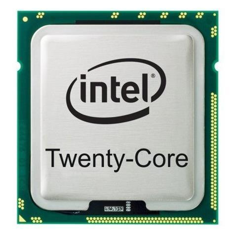 Processore Intel Xeon Gold 6148 20 Core 2.4 GHz LGA 3647 (Dissipatore Escluso)