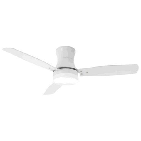 7130B Ventilatore Soffitto Diametro 130 cm 3 Pale Colore Bianco