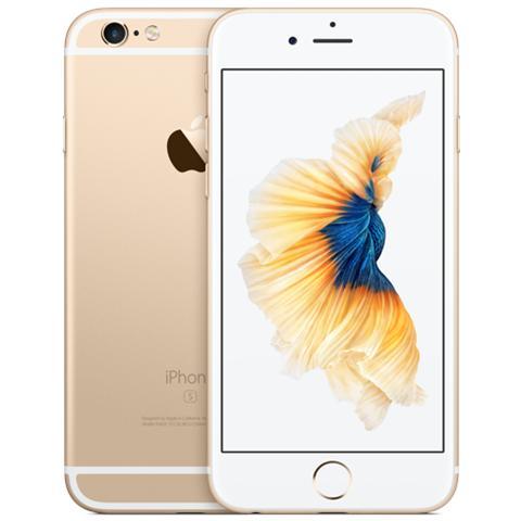 iPhone 6S 64Gb Gold Display Retina HD con 3D Touch da 4,7''