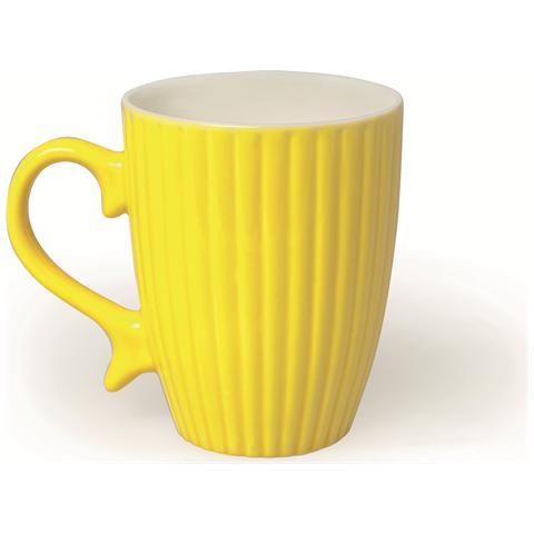 Mug Parisienne ml. 325 Giallo.