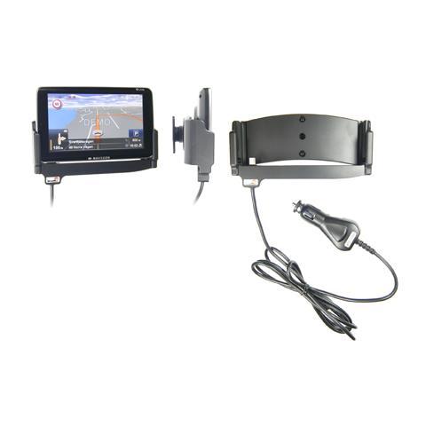 Brodit 540330 Attivo Nero supporto e portanavigatore